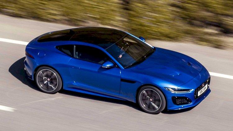 Makyajlı 2020 Jaguar F-Type,Yeni V8'iyle Tanıttı