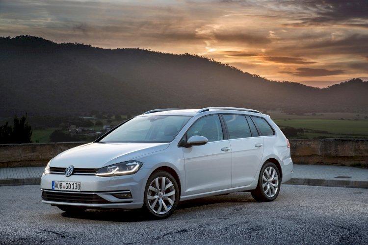 2020 VW Golf Variant ilk kez görüntülendi