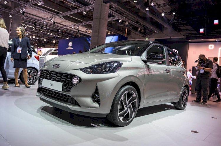 2020 Hyundai i10, İngiltere'de 12,495 £ 'dan başlayan fiyatlarla satışa sunulacak