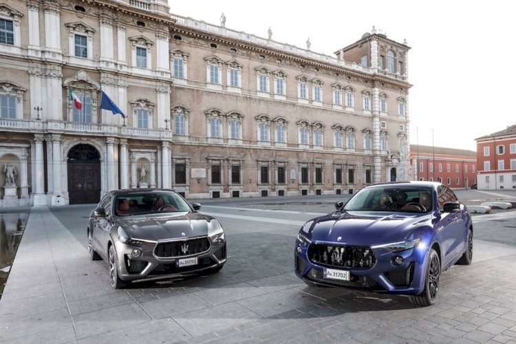 Maserati'nin 105' inci Yılı!