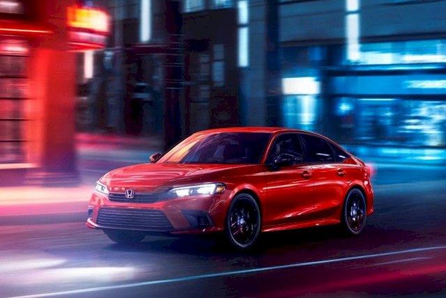 Honda Civic yeni nesline kavuştu
