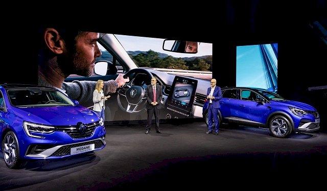 Renault markasının E-TECH hibrit atılımı