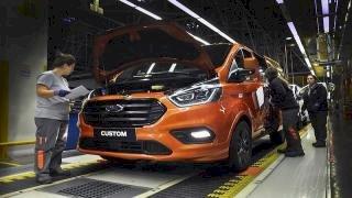 Ford Otosan üretime erken başlıyor